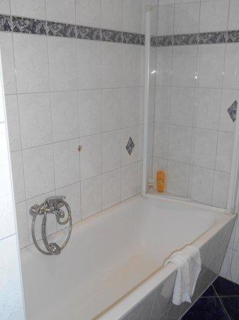 Appartement-Villa Ulenburg: Bathroom