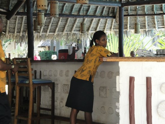 Baobab Beach Resort & Spa : bar