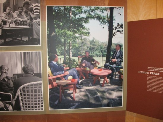 Carter Center : Camp David Peace Talks