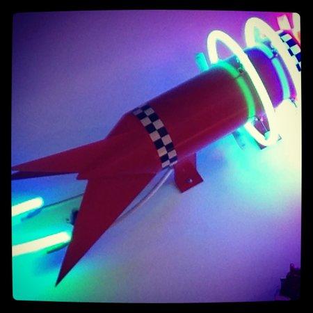 Ed's Easy Diner Birmingham - Selfridges: Wall Art