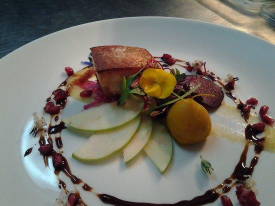 The Landmark Brasserie: Pork Belly