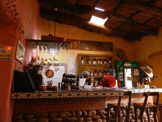 Etnico: Interior do Etnica