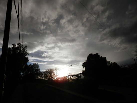 Etnico: Por do Sol em San Pedro de Atacama