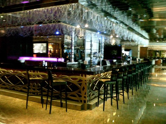 Hard Rock Hotel Panama Megapolis: Mamie Lee's Bar