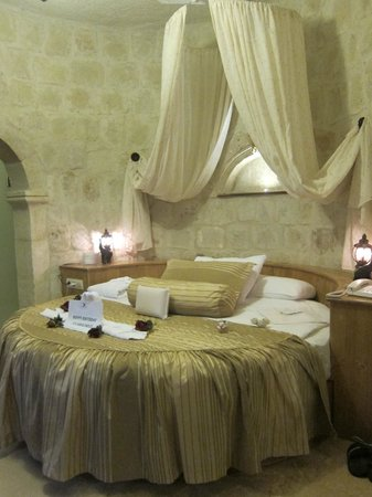 Doors Of Cappadocia Hotel: our bed