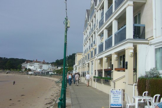 Jersey Bus and Coach Tours: St Brelade's Bay