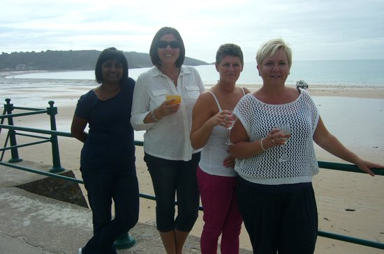 Jersey Bus and Coach Tours: 'The Essex GIrls' although not all of us!  Herts & Surrey included too