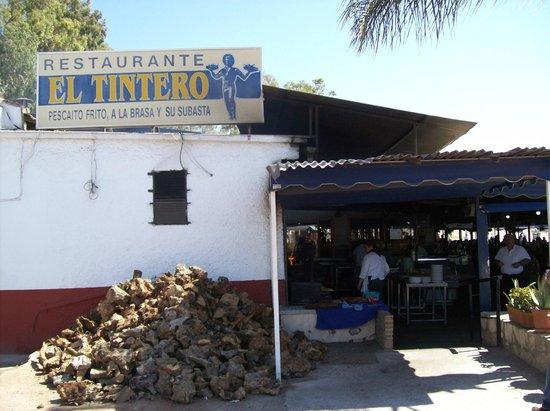 El Tintero II: esterno ristorante