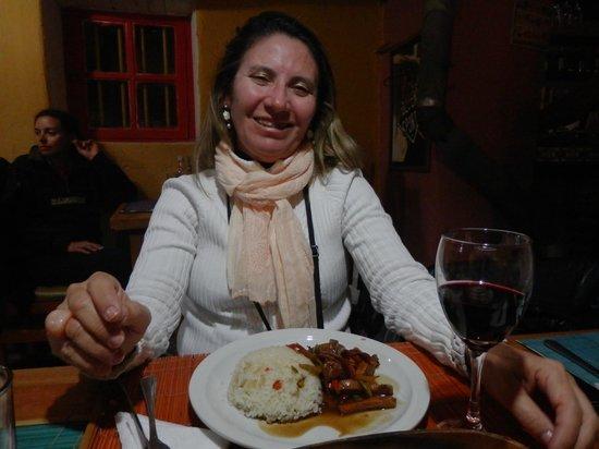 Etnico: Prato principal cordeiro