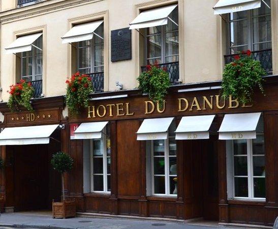 Hotel du Danube St. Germain : A classic Parisian Hotel