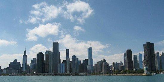 Chicago Water Taxi: Centre-ville de Chicago à partir d'un water-taxi