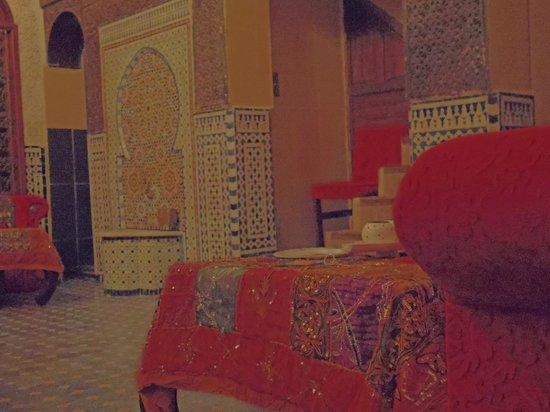 Riad Nassim: Atrium I