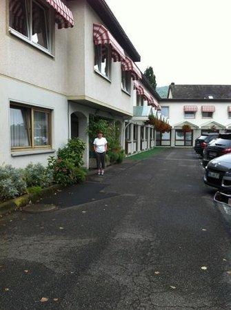 Hotel Ebertor: the annexe