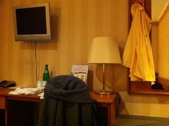 Hotel Ebertor: our room