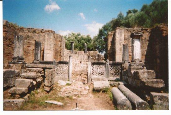 แองเชี่ยน โอลิมเปีย (อาร์ไชย่า โอลิมเปีย): l'atelier de Phidias