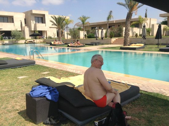 Sirayane Boutique Hotel & Spa : Glorious spotlessly clean pool