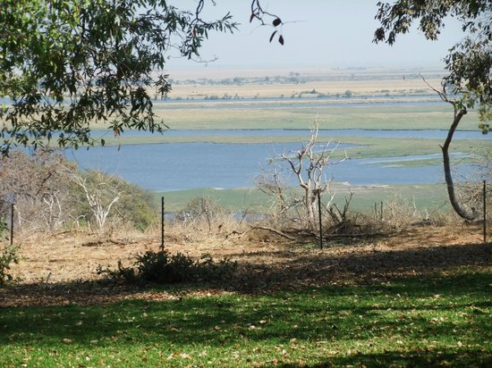Sanctuary Chobe Chilwero: View from Our Room