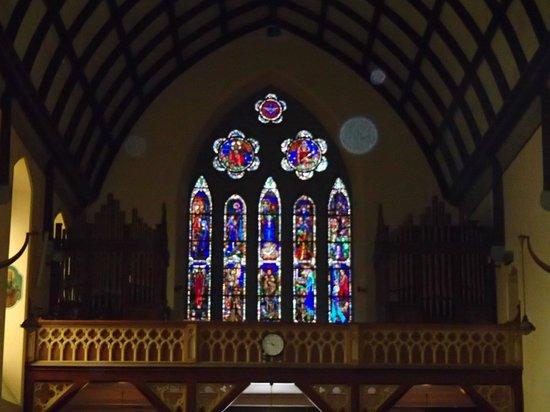 Killarney, Ireland: a wonderful church