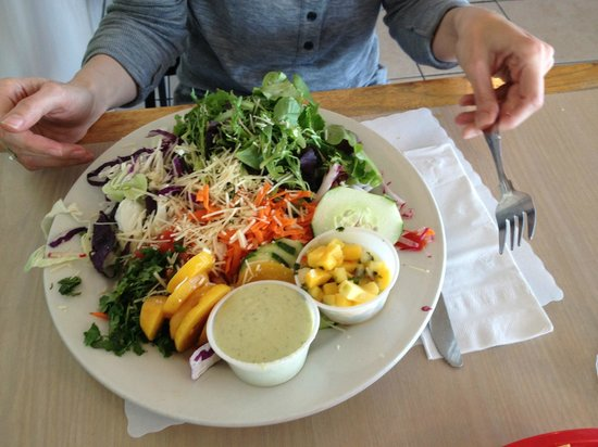 Taco Temple Morro Bay: More powerful than just a salad