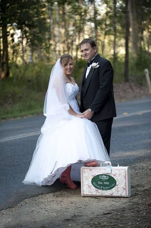 Mango Hill Farm: Mr and Mrs