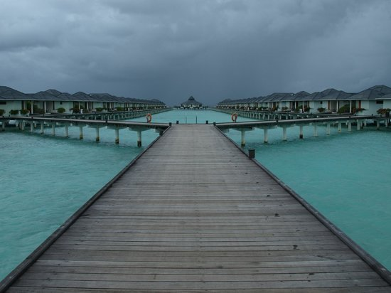Sun Island Resort and Spa: water bungalows