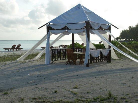 Sun Island Resort and Spa: marriage pavilion