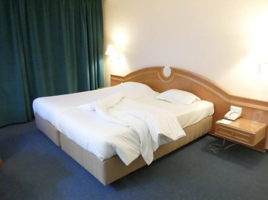 Hotel Belvédère Fourati : Ma chambre