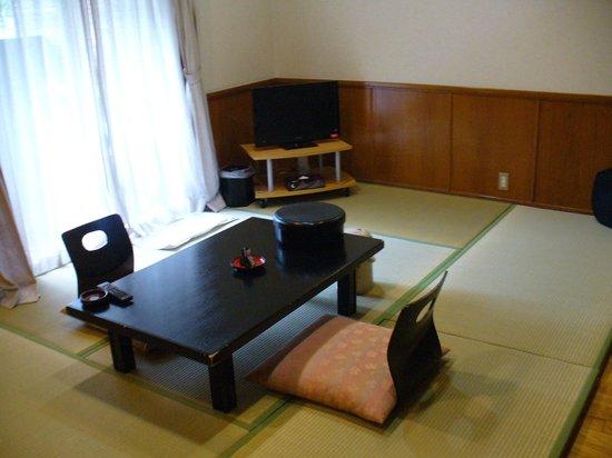 Okuyamaga Onsen Ryokan: Tatami room