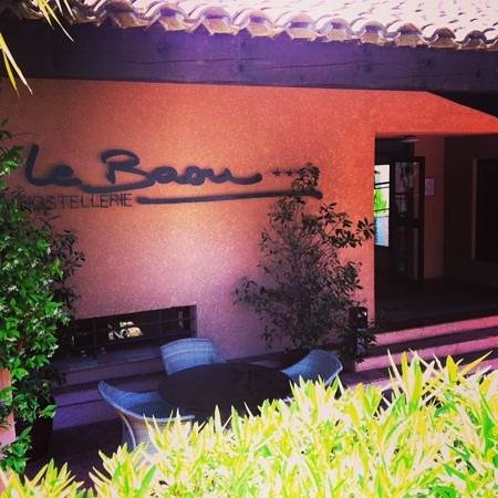 Hostellerie Le Baou : paradis cache a flan de falaise
