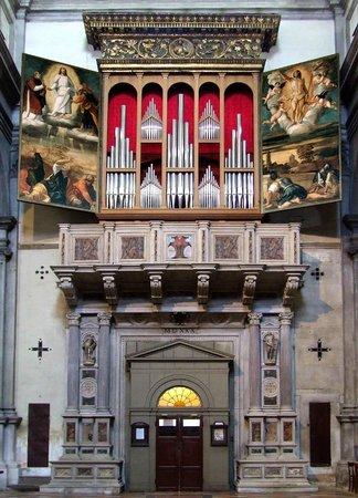 San Salvatore Kirche