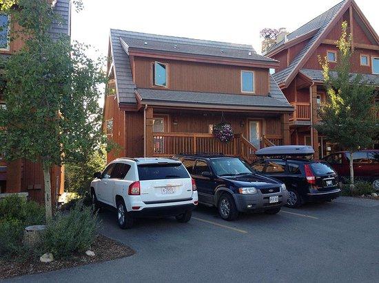 Hidden Ridge Resort: Our Loft Condo