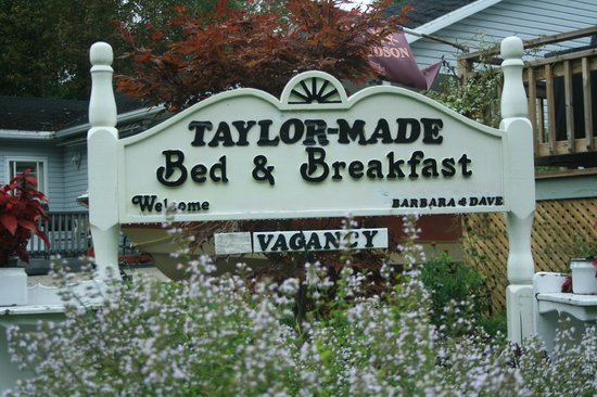 Taylor-Made B&B : Here a wonderful welcome awaits!