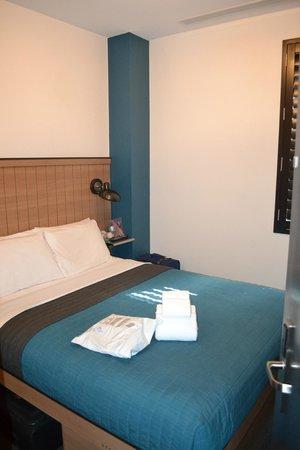 Pod 39 Hotel: Bed