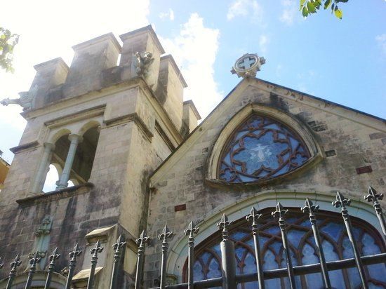 Capilla Nuestra Senora De Lourdes
