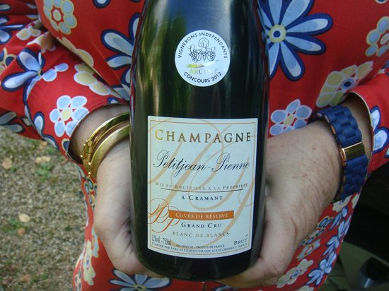 Champagne Petitjean-Pienne : champagne of the house