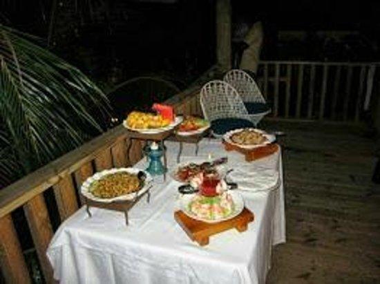 Island Boy Tours: Appetizers
