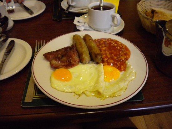 The Glen Guesthouse: Irish breakfast