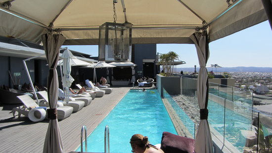 Skybar : chill and relax
