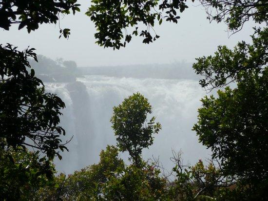 AVANI Victoria Falls Resort: Amazing falls