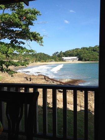 Hotel Playa Bonita: Vista desde el restaurante