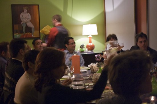 Hearty Boys : Private Dining