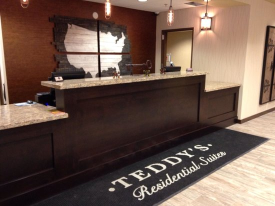 Teddy's Residential Suites : TRS