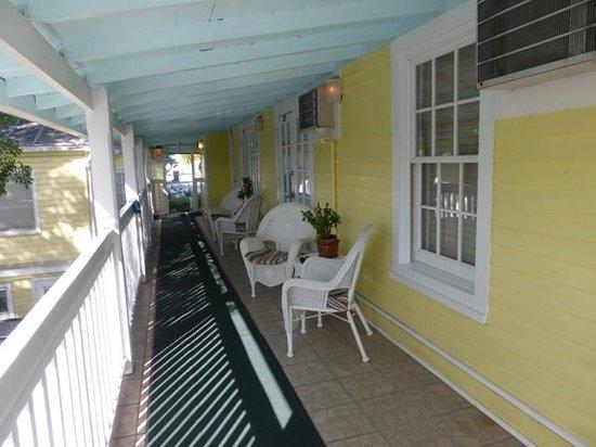Duval Gardens: sympa