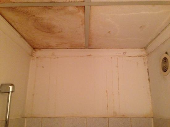 Hotel Moderne : salle de bain (chambre 2012)