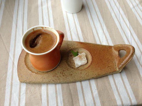 The Cider House: Turkish coffee