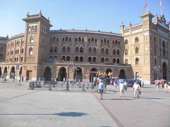 ibis Madrid Centro Las Ventas: Plaza del Toro