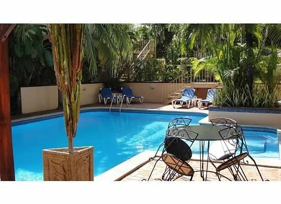 Villa del Sueno: Small pool
