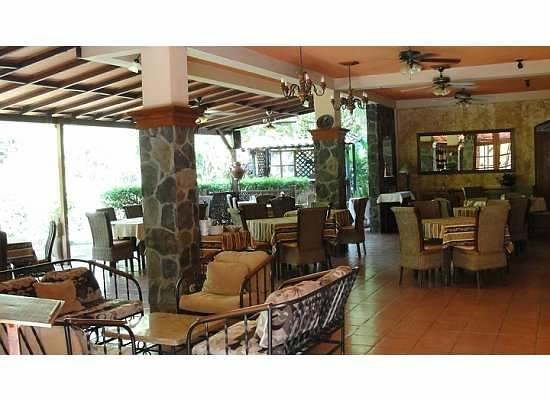 Villa del Sueno: Restaurant/Lobby