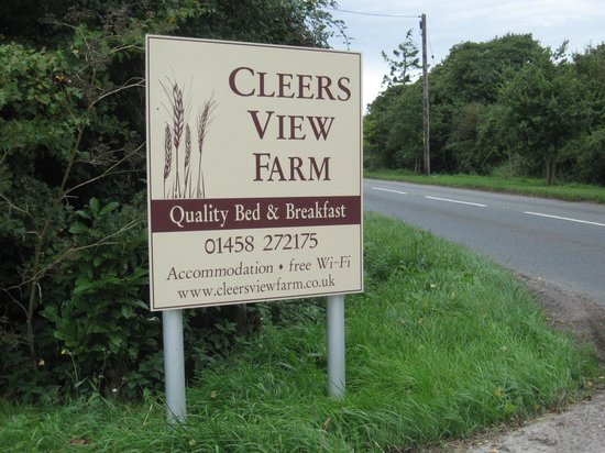 Cleers View Farm: Great place to stay