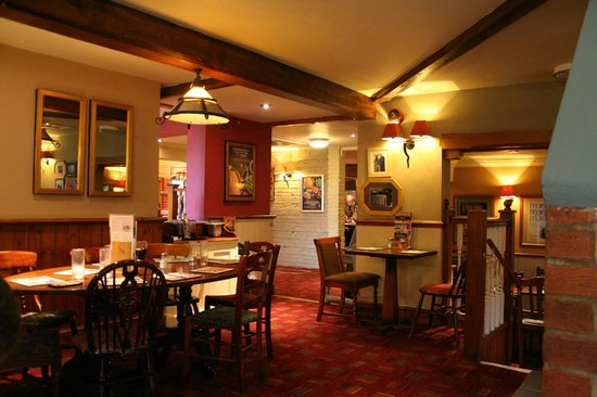 Toby Carvery: Dining area